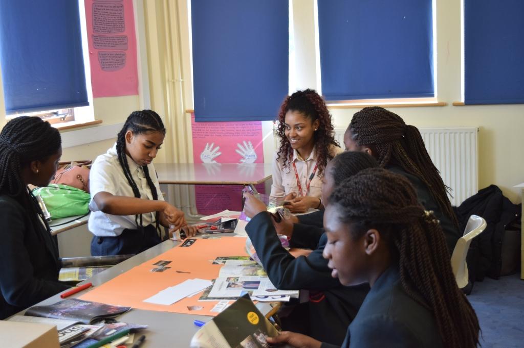 GLDN School Session: Vision Boarding